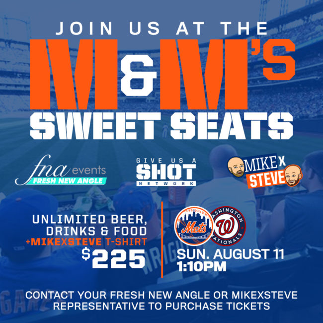 MikexSteve Fresh New Angle M&M's Sweet Seats