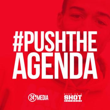#PushTheAgenda