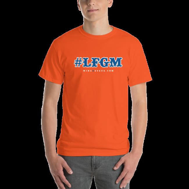 #LFGM Mets T-Shirt | MikexSteve LFGM Meaning