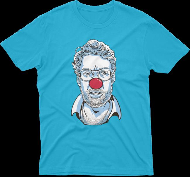 Dave Portnoy Clown T-Shirt - Barstool Sports